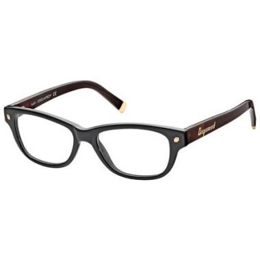 Imagem dos óculos DQ5067 001 5216