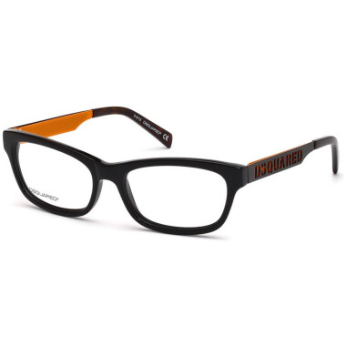 Imagem dos óculos DQ5095 001 5416
