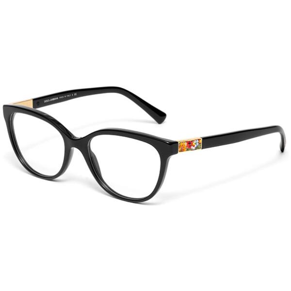 Imagem dos óculos DG3188 501 5517