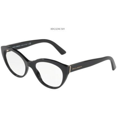 Imagem dos óculos DG3246 501 5318