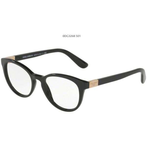 Imagem dos óculos DG3268 501 5018