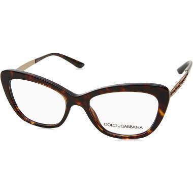 Imagem dos óculos DG3275B 502 5217