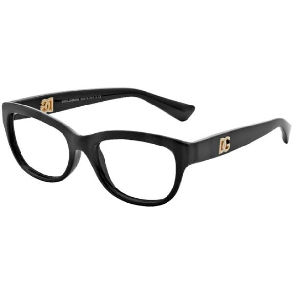 Imagem dos óculos DG5011 501 5417