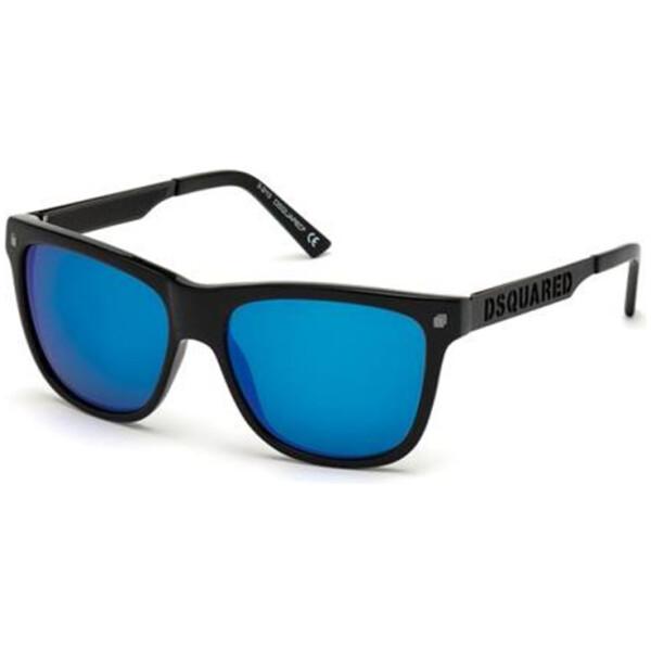 Imagem dos óculos DQ0136 01X