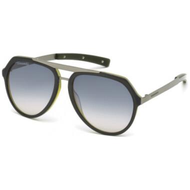 Imagem dos óculos DQ0214 98B 57