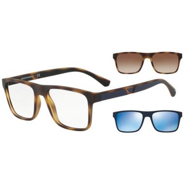Imagem dos óculos EA4115 5089/1W