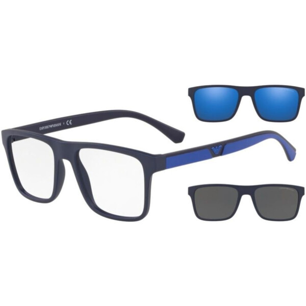 Imagem dos óculos EA4115 5759/1W 54