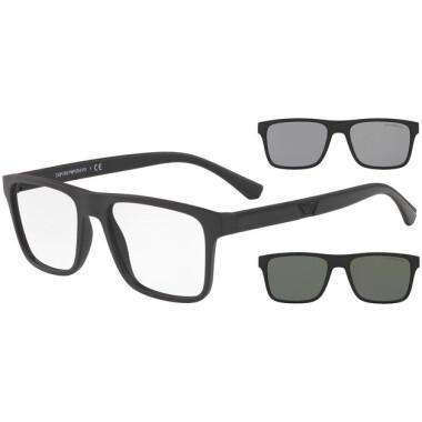 Imagem dos óculos EA4115 5801/1W