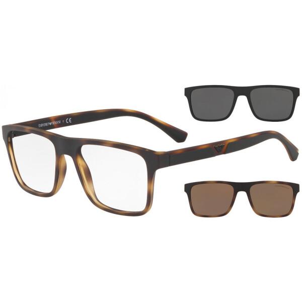Imagem dos óculos EA4115 58021W