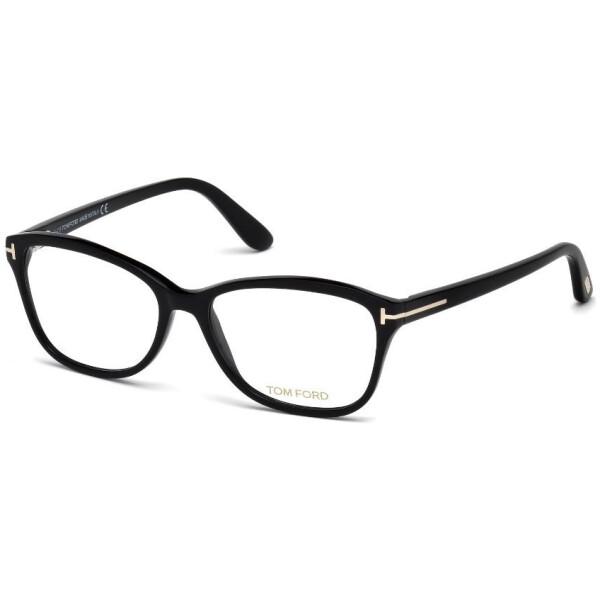 Imagem dos óculos TF5404 001 5515