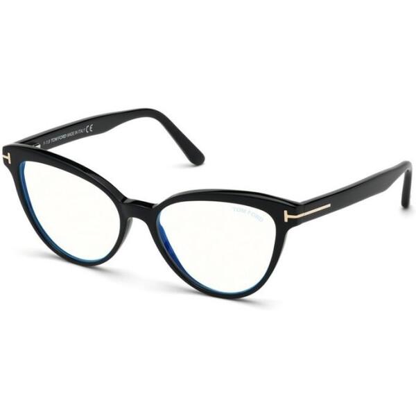 Imagem dos óculos TF5639B 001 5416