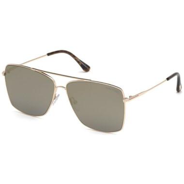 Imagem dos óculos TF651 28C 60