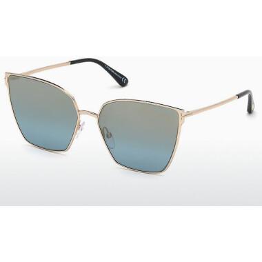 Imagem dos óculos TF653 28V