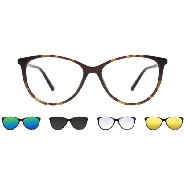 Imagem dos óculos ULTEM241 C07M 5215