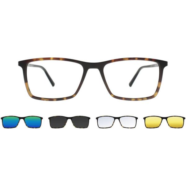Imagem dos óculos ULTEM242 C07M 5617