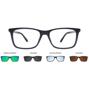 Imagem dos óculos ULTEM244 C04M 5317
