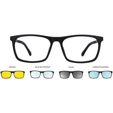 Imagem dos óculos ULTEM257 C22M 5616