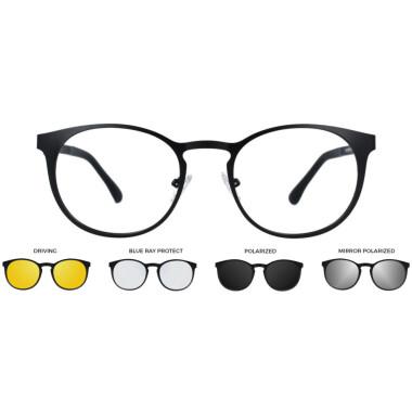 Imagem dos óculos ULTEM258 C02M 5020