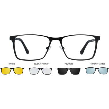Imagem dos óculos ULTEM259 C02M 5517
