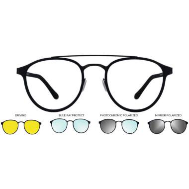 Imagem dos óculos ULTEM269 C04M 5121