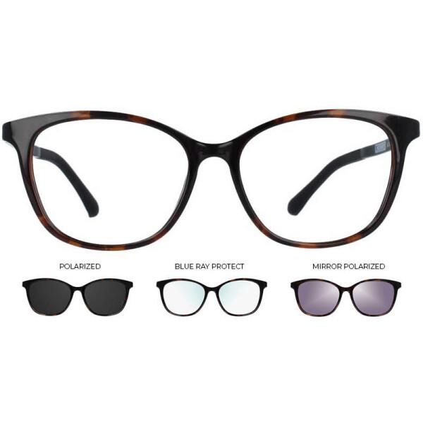 Imagem dos óculos ULTEM274 C07 5316