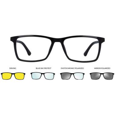 Imagem dos óculos ULTEM277 C02M 5617