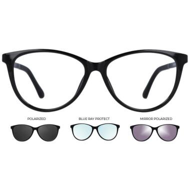 Imagem dos óculos ULTEM283 C02 5214