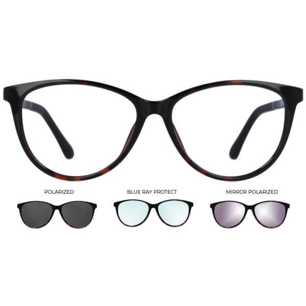 Imagem dos óculos ULTEM283 C07 5214
