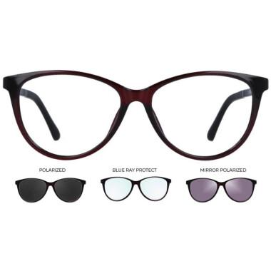 Imagem dos óculos ULTEM283 C09 5214