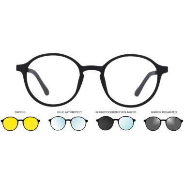 Imagem dos óculos ULTEM288 C02M 4920