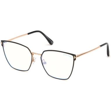 Imagem dos óculos TF5574B 001 5516